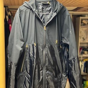 Under armor raincoat